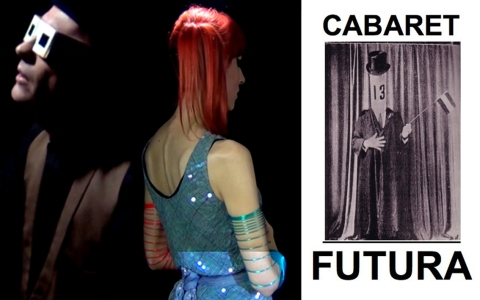 Raf and O Time Machine Session And Cabaret Futura