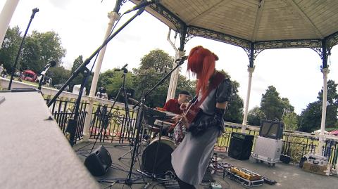 Raf and O - Memory Of A Free Festival 2014 - 3