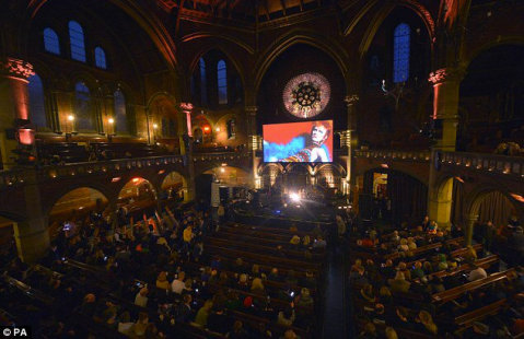 David Bowie, Starman, a Celebration at Union Chapel